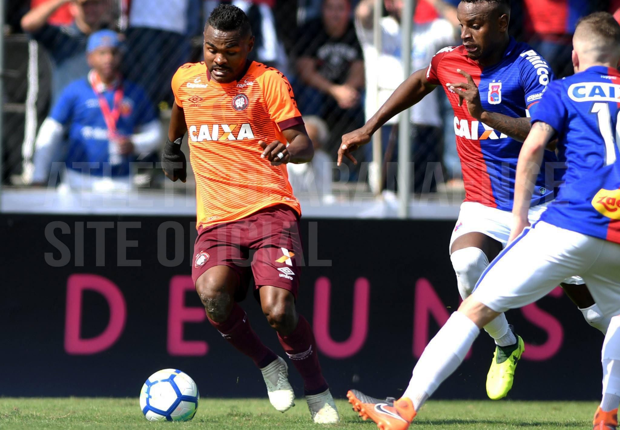 5e2be0126f619 Athletico Paranaense – Site Oficial » De volta ao time após cirurgia ...