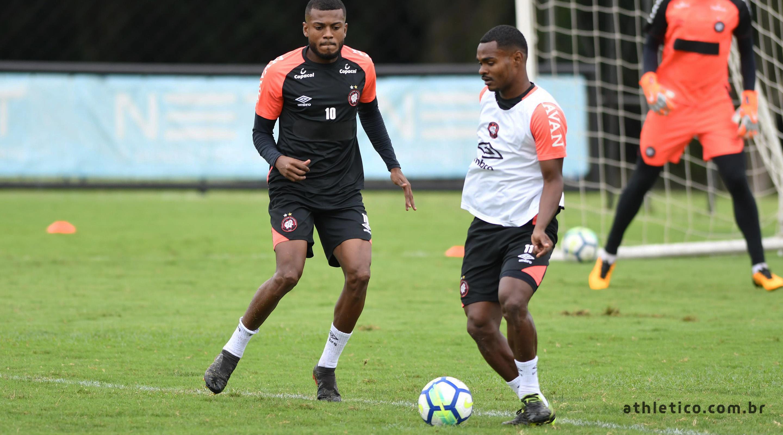 Athletico Paranaense – Site Oficial » Elenco principal treinou no ... c6ecc6276dac3